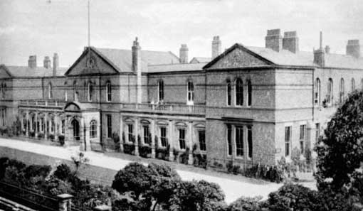 North Riding Infirmary