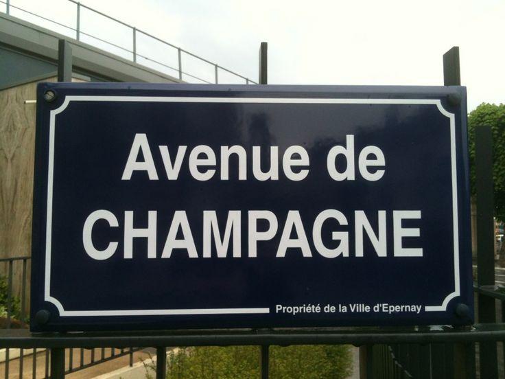 Épernay à Marne, Champagne-Ardenne