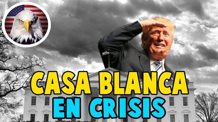 LA CASA BLANCA EN CRISIS HOY 25 DE JULIO 2017, NOTICIAS ULTIMA HORA TRUM...
