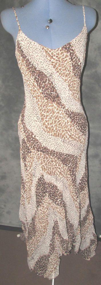 Per Una,ladies,size 12l,print,strappy neckline,asymmetric hemline,formal,dress.