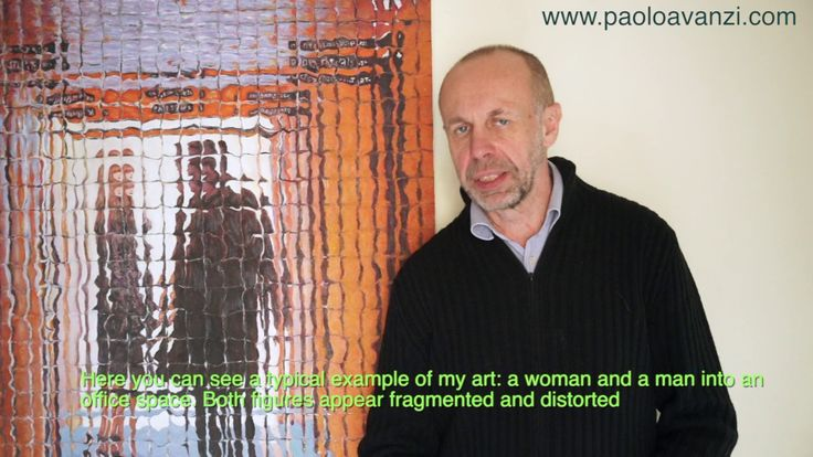 Short Introduction to Paolo Avanzi artworks