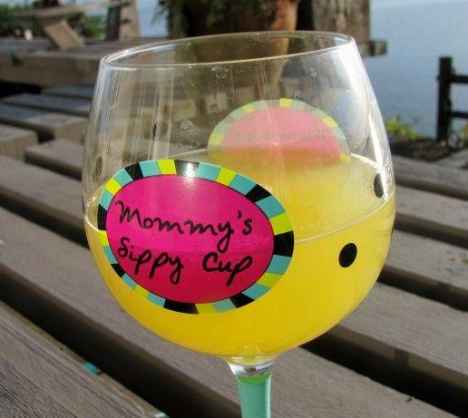 Pineapple Wine Cooler