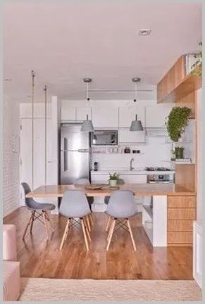 ✔25 Most Popular Small Kitchen Design Ideas To Save Space Your Home