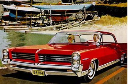 2304 best cars retro images on pinterest for Garage auto bonneville