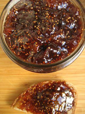 Fig Jam Four Ways + Chipotle Fig Jam Recipe