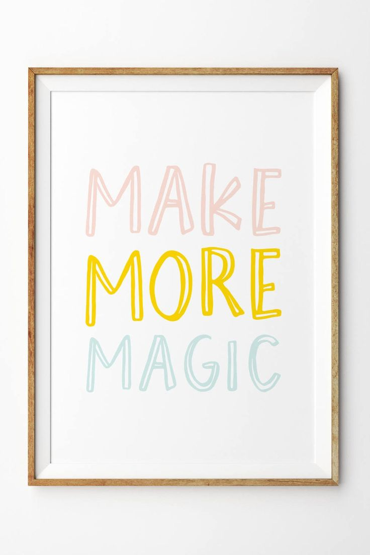 This week's mantra.