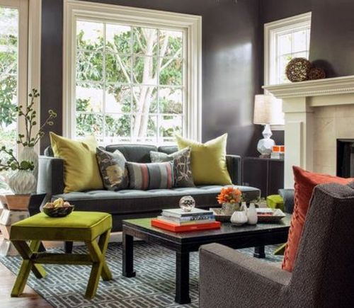 20 Grey Living Room Ideas For Gorgeous And Elegant Spaces: How To Go Gray When Your Entire House Is Beige (Pt. 1 Of 2