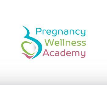 Pregnancy Wellness Academy logo design contest - logos by PM Logos