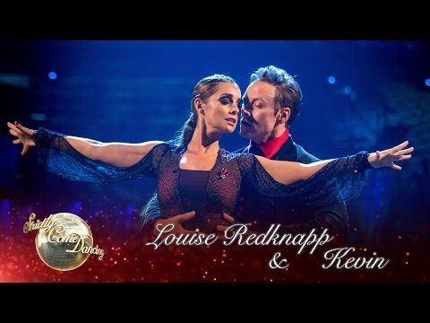 Louise Redknapp and Kevin Clifton Argentine Tango to 'Tanguera' - Strictly 2016: Week 7 - YouTube