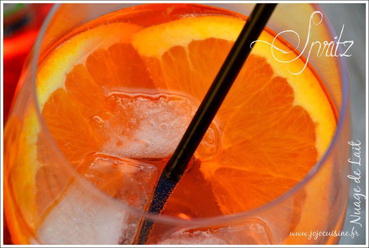 Spritz, le Cocktail mythique Italien