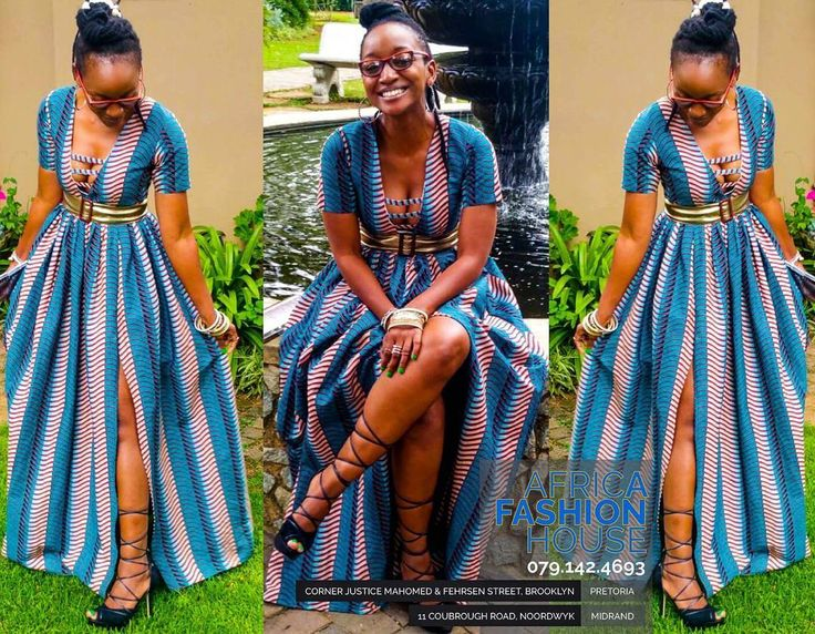 Africa Fashion House 079 142 4693 African Fashion