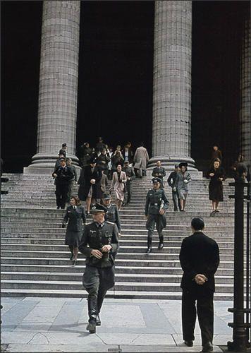 France. Paris under Nazi Occupation, 1940-1944