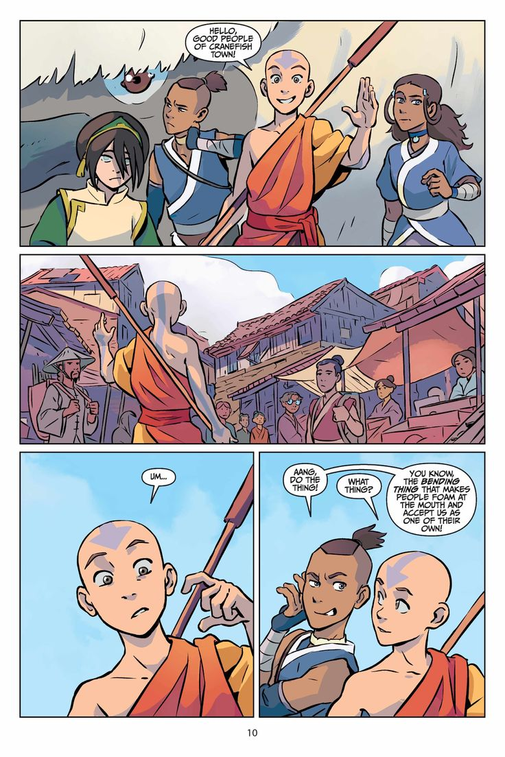 Read Comics Online Free Avatar The Last Airbender Comic Book Issue 024 Page 11 The Last Airbender Avatar Avatar The Last Airbender
