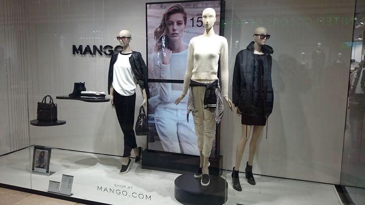 Escaparate MANGO 2014