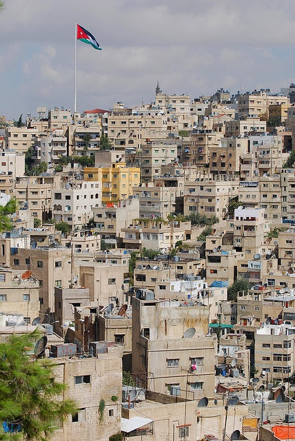 Amman, Jordan, love this place! Amazing food, amazing people, amazing family to visit!