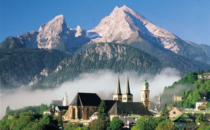 Berchtesgaden bester Ferienort