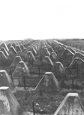 The Siegfried Line Campaign: Table of Contents