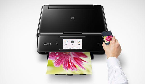 Canon PIXMA TS8020 Red Wireless | Canon Online Store