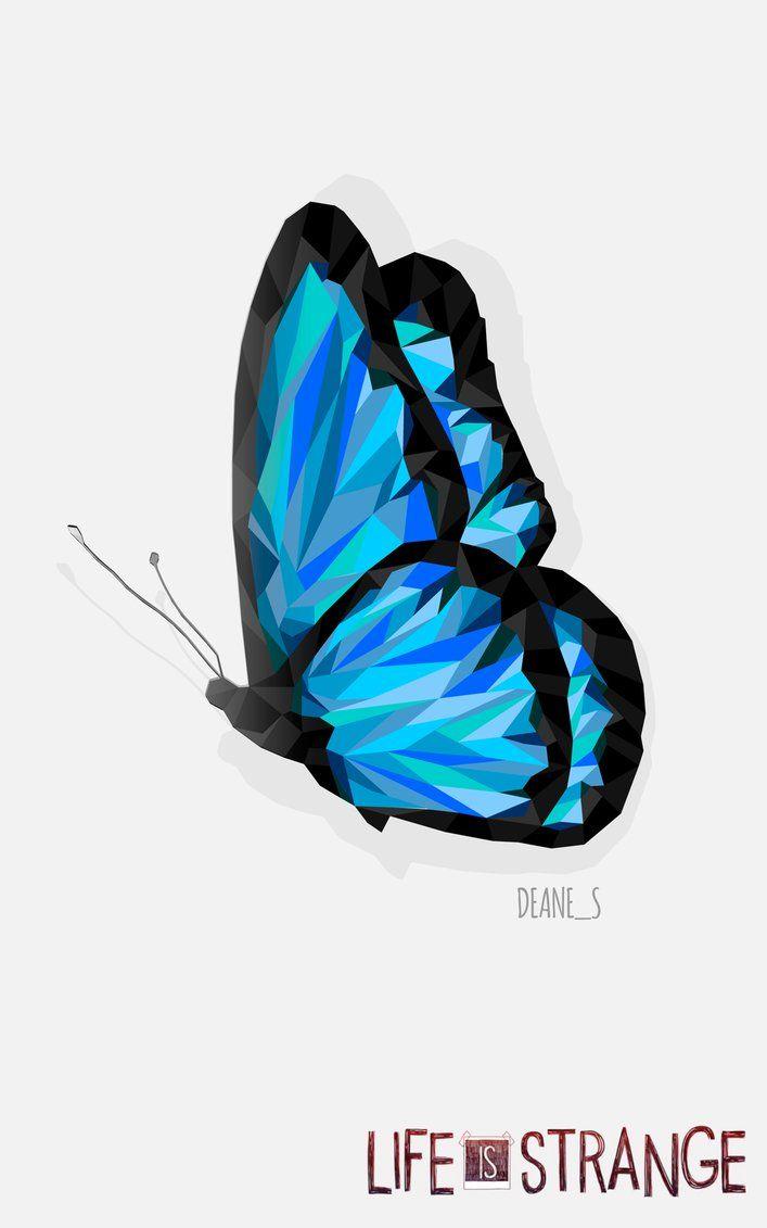Life is Strange -Butterfly by s-deane