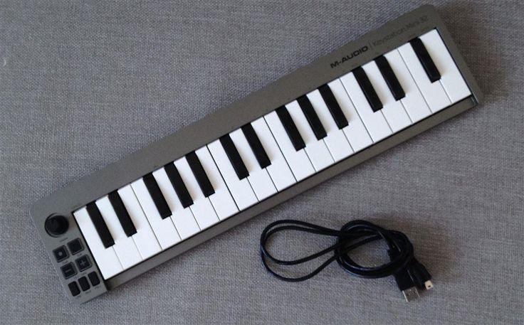 M-Audio Keystation Mini 32 - MIDI Keyboard på Tradera.com - Övrigt,