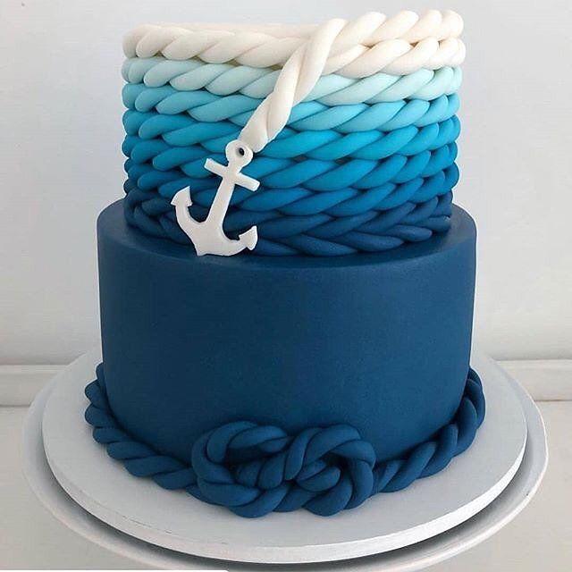22 idées géniales pour la décoration de mariage dans le thème nautique – #brillante #fo …