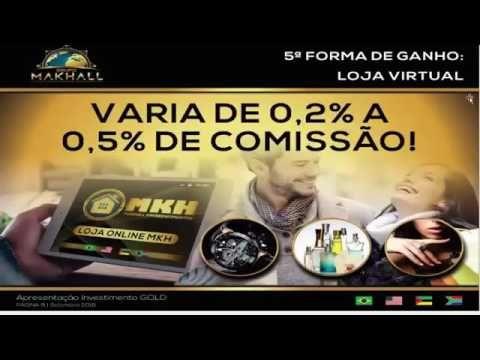 NOVA APRESENTAÇÃO GRUPO MAKHALL GOLD Recursos Minerais