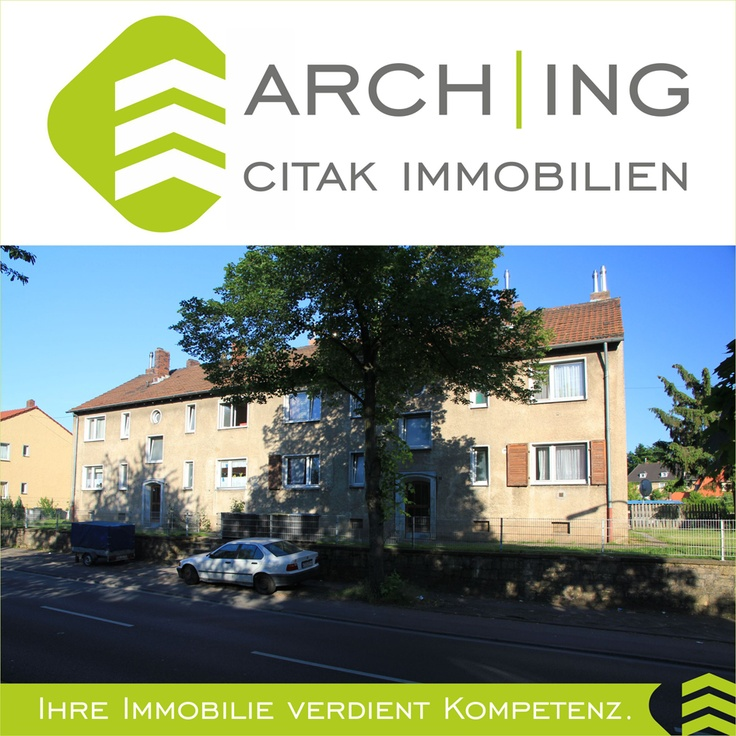 Wohnanlage mit 2 Mehrfamilienhäusern und 8 Wohnungen in Köln-Gremberghoven.