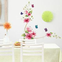 Buy Wall Stickers Flower Bedroom - Buy Cheap Wall Stickers Flower Bedroom from Best Wall Stickers Flower Bedroom Wholesalers | DHgate.com - Page 5