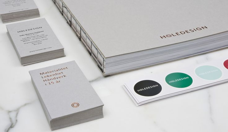 Fimbul has designed printed touchpoints for Holedesign´s 15 year anniversary. We have designed new business cards, invitations, stickers, posters and an anniversary book celebrating and summarizing 15 years in the furniture business. #HoleDesign #Fimbuldesign By FimbulDesign
