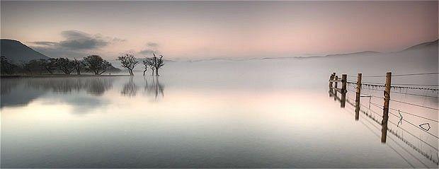 Dawn at Ullswater, UK by Mark Littlejohn