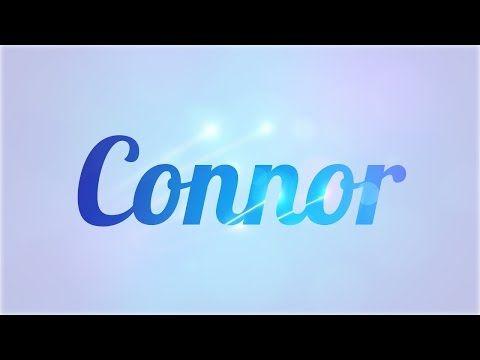 Significado de Connor, nombre Irlandés para tu bebe niño o niña (origen y personalidad) - YouTube