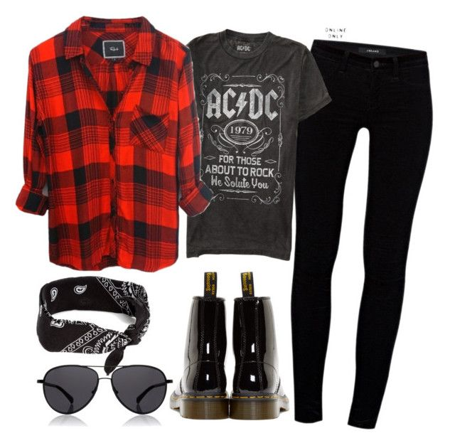 80s rock  by crazygirlandproud ? liked on Polyvore featuring Dr. Martens J Brand claireu0027s The Row rock and 80s | Fashion | Pinterest | 80s rock ...  sc 1 st  Pinterest & 80s rock
