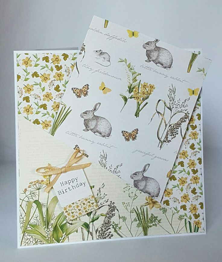 Seed packet gift card made by Cathy Clowes for Craftwork Cards using the Meadow collection.
