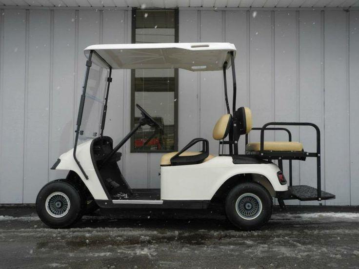 Fe E Be A Bffdfc Ff C Used Golf Carts Flip