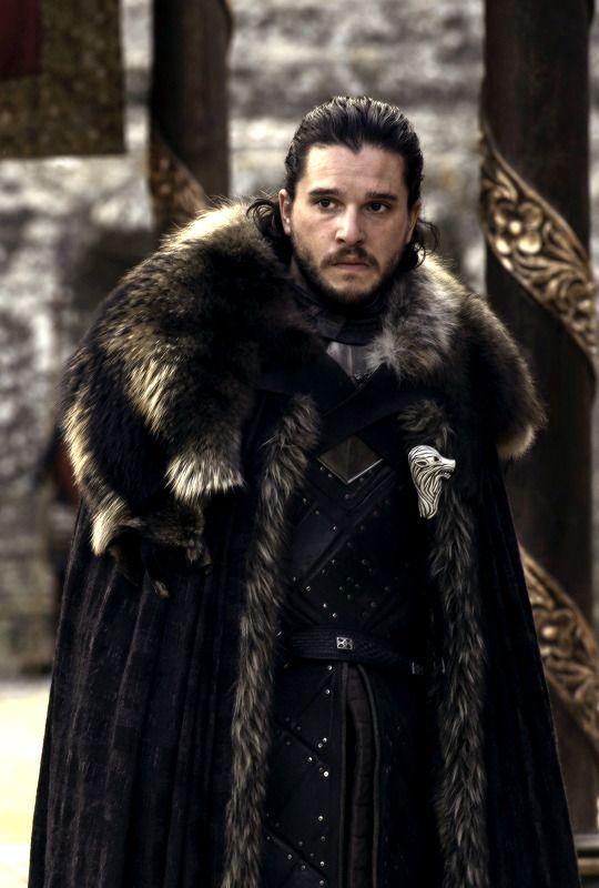 Jon Snow Game of Thrones season finale [ 7x07 ] #JonSnow #HouseStark