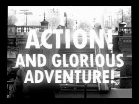 INCEPTION Trailer - 50's Version!