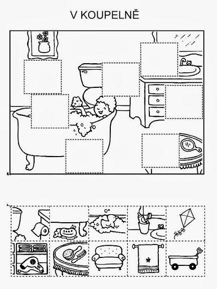 knipoefening badkamer