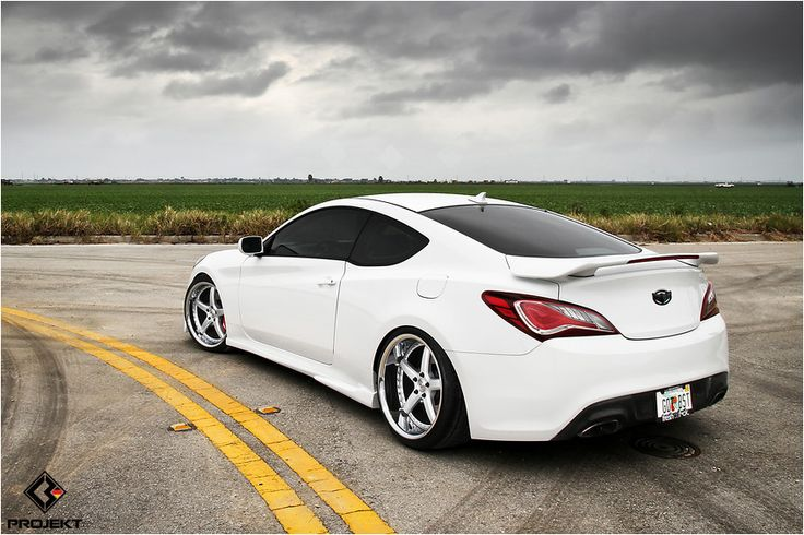 HYUNDAI GENESIS - I CAN'T BELIEVE I'M PINNING THIS ONE!