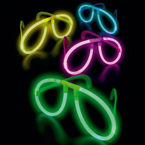 3+lunette+fluo.+Deux+bâtons+lumineux+à+monter+sur+un+connecteur+et+deux+branches+à+clipser.+Dimensions+:+L+:+20+cm+-+D+:+0.5+cm