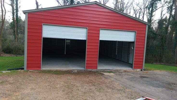 Garage | Boxed Eave Style | 30x26x10