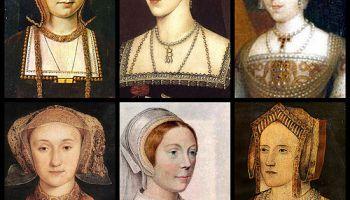 Onde morreram e onde estão enterrados Henrique VIII e suas seis esposas