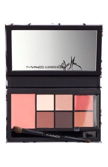 Everything you need in one palette: MAC 'Illustrated' Face Kit.