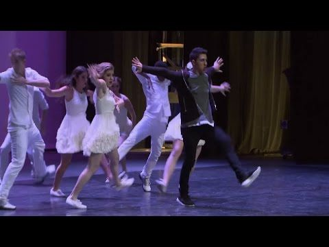 The Next Step - Extended Dance: A-Troupe Internationals Semi-Final - YouTube