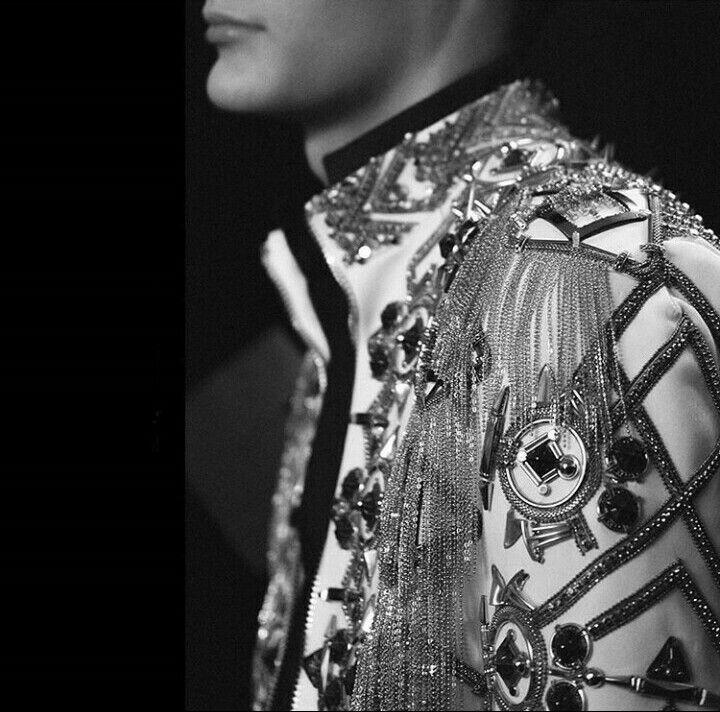 Black&white jacket