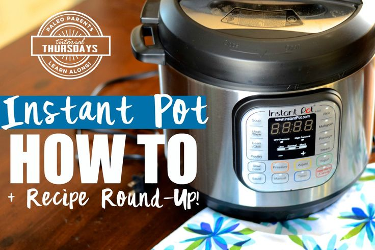In this installment of Tutorial Thursday, Matt and Stacy share instructions on how to maximize your Instant Pot, and favorite recipes to create in this amazing kitchen device!