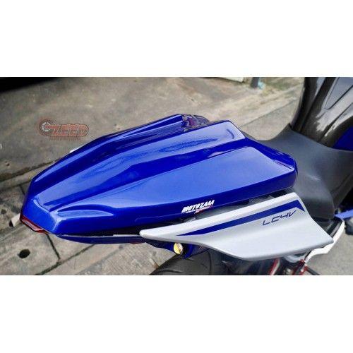 Yamaha YZF R15 MotoZaaa Rear Seat Cowl Cover   Yamaha R15