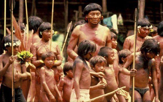 El pueblo exterminado por Cristóbal Colón