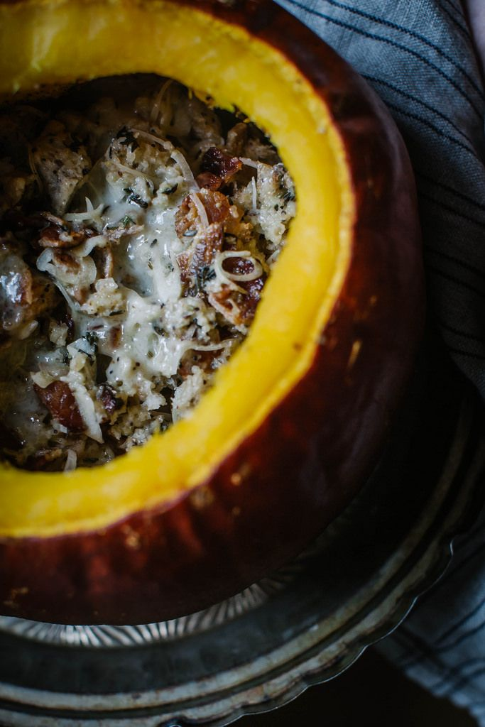 ... Just Stuff It on Pinterest | Bacon, Pecans and Cornbread stuffing