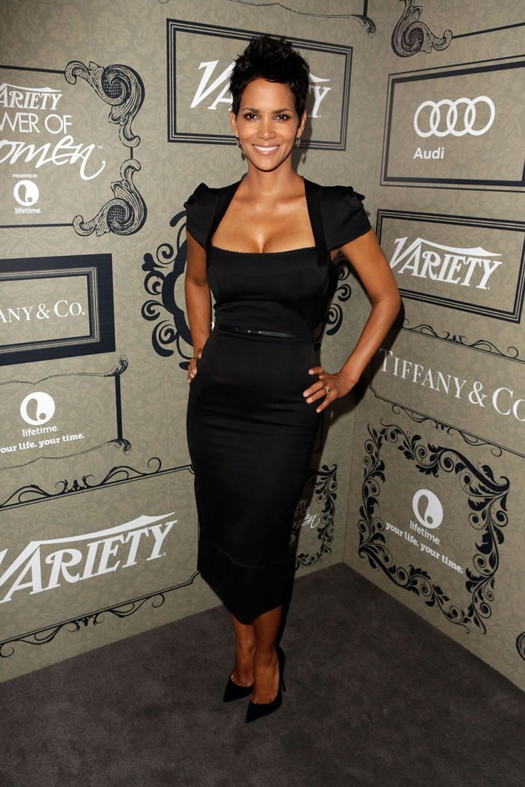 Halle Berry at <i>Variety</i>'s 4th Annual Power of Women event, October 2012