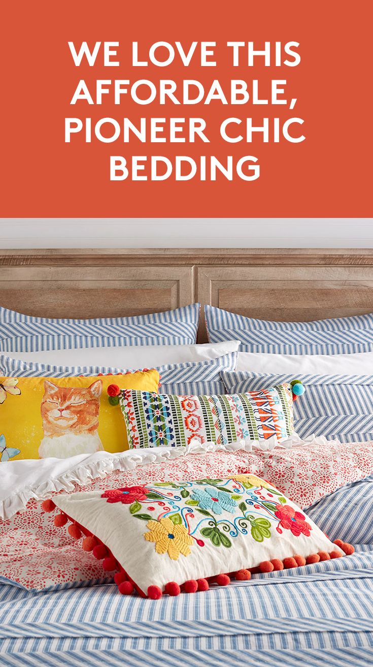 Refresh Your Bed For Fall With The Pioneer Womanu0027s New Bedding Line